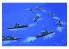 Fujimi maquette bateau 401614 Force d'autodéfense maritime Japonaise 1er groupe de garde 1998 JMSDF 1/3000