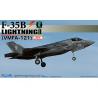 Fujimi maquette avion 722924 F-35B Lightning II VFMA-121 1/72