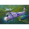 Trumpeter maquette hélicoptére 02884 HH-34J USAF Combat Rescue 1/48