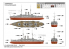 I Love Kit maquette bateau 62004 CUIRASSE JAPONAIS MIKASA 1905 1/200
