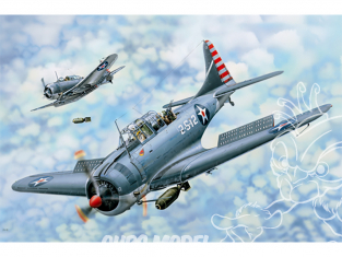 I Love Kit maquette avion 61801 Douglas SBD3/4 Dauntless 1/18