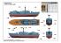 I Love Kit maquette bateau 67203 CORVETTE LANCE-MISSILES TYPE 21 1/72