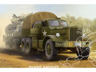 I Love Kit maquette militaire 63501 TRACTEUR ET PORTE CHAR US M19 (cabine fermée) 1/35