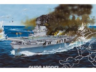 I Love Kit maquette bateau 65301 PORTE-AVIONS USS YORKTOWN CV-5 1/350