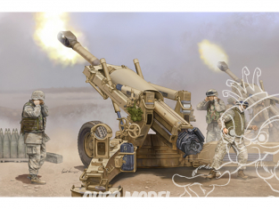I Love Kit maquette militaire 61602 US 155MM M198 TOWED HOWITZER 1/16