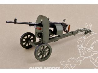 I Love Kit maquette militaire 60602 MITRAILLEUSE SOVIETIQUE SG-43/SGM 1943 1/6