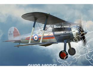I Love Kit maquette avion 64803 GLOSTER GLADIATOR MK.1 1/48