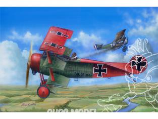 I Love Kit maquette avion 62403 FOKKER Dr.1 TRIPLAN 1917 1/24