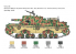 Italeri maquette militaire 6569 Semovente M42 da 75/18mm 1/35