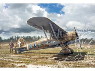Italeri maquette avion 2801 FIAT CR.42 Falco 1/48