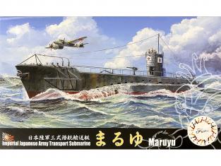 Fujimi maquette sous-marin 432205 Maruyu Armée impériale Japonaise 1/350