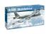 Italeri maquette avion 1442 B-52H Stratofortress 1/72