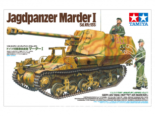 TAMIYA maquette militaire 35370 Marder I 1/35
