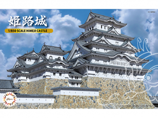 Fujimi maquette bâtiment 500812 Chateau d'Himeji 1/850