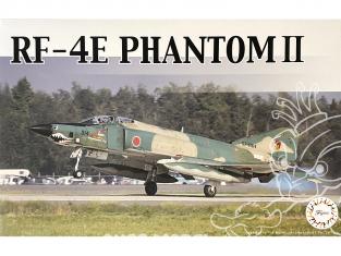 Fujimi maquette avion 723273 RF-4E Phantom II 1/72