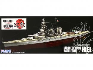 Fujimi maquette bateau 430577 Hiei 1942 Navire de la Marine Japonaise 1/700