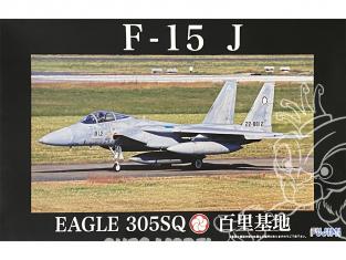 Fujimi maquette avion 311128 F-15J Eagle 305SQ 1/48