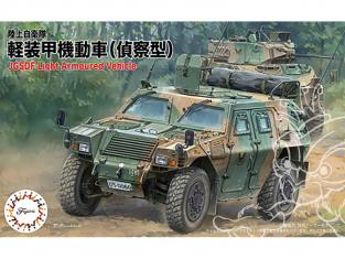 Fujimi maquette militaire 723068 Véhicule blindé léger JGSDF 1/72