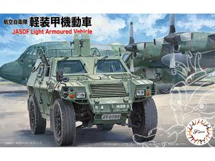 Fujimi maquette militaire 723136 Véhicule blindé léger JASDF 1/72