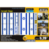 ETA diorama 374 Drapeaux Israéliens 1/16