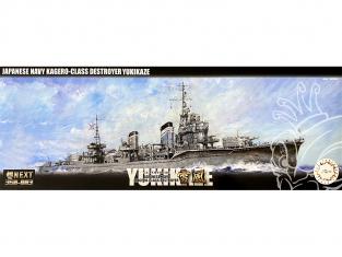 Fujimi maquette bateau 460482 Yukikaze Destroyer Marine Japonaise Impériale 1/350