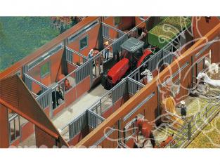 Faller 130525 Amenagement interieur d etable HO