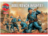 Airfix maquette militaire A00728V WWI French Infantry 1/76