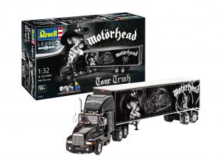 "Revell maquette camion 07654 Tour Truck ""Motörhead"" 1/32"