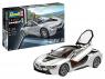 REVELL maquette voiture 67670 Model set BMW i8 1/24