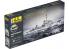 Heller maquette bateau 57011 STARTER KIT Torpedoboot T23 1/400