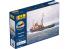 Heller maquette bateau 55602 STARTER KIT JEAN BART + UTRECHT Twinset 1/200