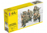 Heller maquette militaire 49632 Commandos Britanniques 1/72