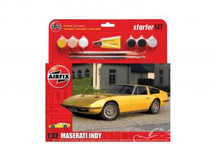 Airfix maquette starter set 55309 Maserati Indy 1/32