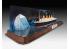 Revell maquette bateau 05599 RMS TITANIC Easy Click avec puzzle diorama 1/600