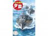 Fujimi maquette plastique bateau 422626 Destroyer japonais Yugumo tiré de la bande dessiné Chibimaru