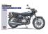 Hasegawa maquette moto 21510 Kawasaki 500-SS / MACH III (H1) 1/12