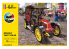 HELLER maquette voiture 35705 STARTER KIT Renault Taxi Type AG 1/24