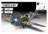 Revell maquette avion 00457 Supermarine Spitfire Mk.IXc Technik 1/32