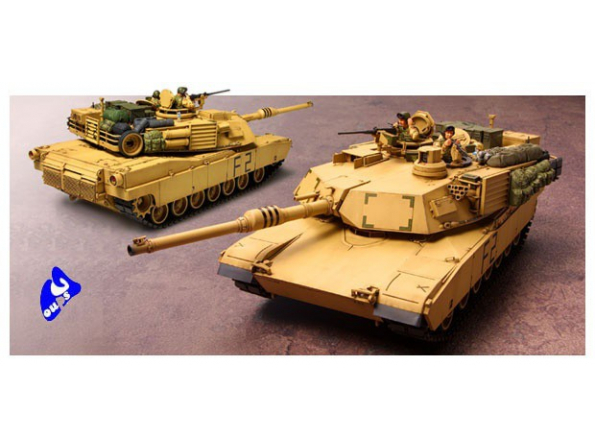 tamiya maquette militaire 35269 M1A2 Abrams 1/35