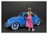 American Diorama figurine AD-38322 Fêtards - Figure II 1/24