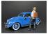 American Diorama figurine AD-38323 Fêtards - Figure III 1/24