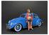 American Diorama figurine AD-38328 Fêtards - Figure VIII 1/24