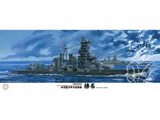 Fujimi maquette bateau 600550 Imperail croiseur de bataille Haruna 1944 1/350