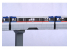 Fujimi maquette train 910291 Tokyo Monorail 2000 type Ancien modèle 1/150