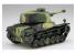 Fujimi maquette militaire 763163 Char de Type 3 Chi-Nu Cartoon