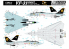 Great Wall Hobby maquette avion S7203 F-14D VF-31 Sunset Edition limitée 1/72