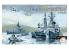 Fujimi maquette bateau 401621 Navire de guerre 2e groupe de garde de la Force d'autodéfense maritime (1998) 1/3000