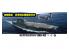 Fujimi maquette bateau 600574 Navire d'escorte monté sur hélicoptère de la Force d'autodéfense maritime Ise 1/350