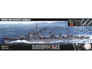 Fujimi maquette bateau 460406 Destroyer de la marine japonaise Shimakaze 1/350