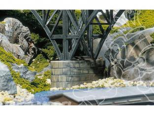 Faller 120538 Piliers de pont en beton HO